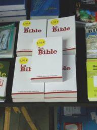 Bibles for 1.50 euros